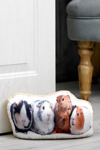 Adorable Guinea Pig Shaped Doorstop