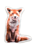 Fox Shaped Cushion Other Animal Cushions - Adorable Cushions