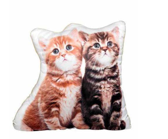 Cat Shaped Cushions
