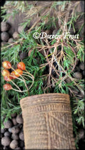 Blackened Beeswax ~ Winter Hearth Yuletide Stockings