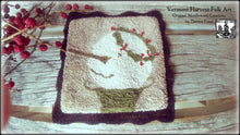 Winter Is Here Primitive Punch Needle Pattern