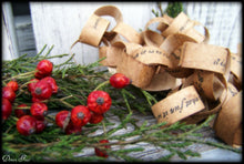 Olde Fashioned Christmas Paper Chains