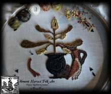 A Home For Mr & Mrs Proctor Punch Needle Embroidery Pattern
