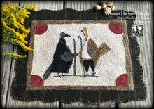 Olde Birds Large Table Mat~ Finished Piece