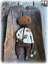 Olde Sturbridge Salem Tavern Keep Punch Needle Folk Art Doll Pattern