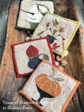 ~Decorative Seasonal Coaster Set ~