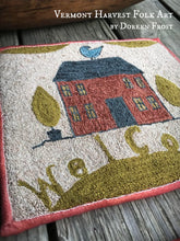 ~Welcome Home ~ Punch Needle Embroidery ~ Finished Pieces~