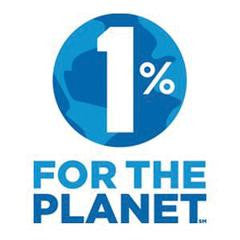 Member One Percent for the Planet. Giving Back. Responsability