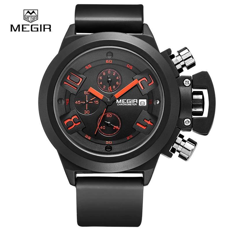 Megir SW2002 Chronograph - Statement Watches