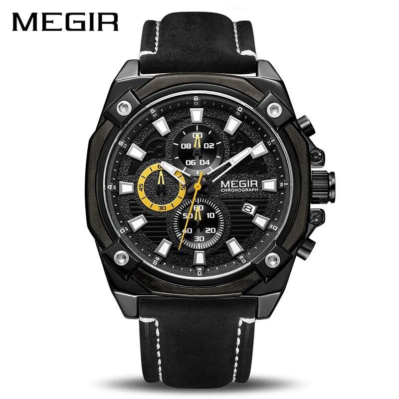 Megir SW2054 Chronograph - Statement Watches