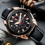 Megir SW2065 Chronograph - Statement Watches