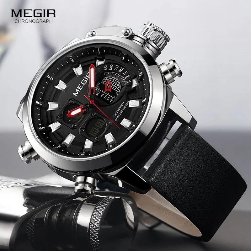 Megir SW2090 - Statement Watches