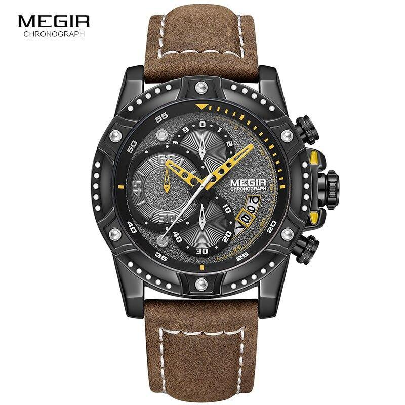 Megir SW2130 Chronograph - Statement Watches