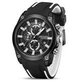 Megir SW2144 Chronograph - Statement Watches