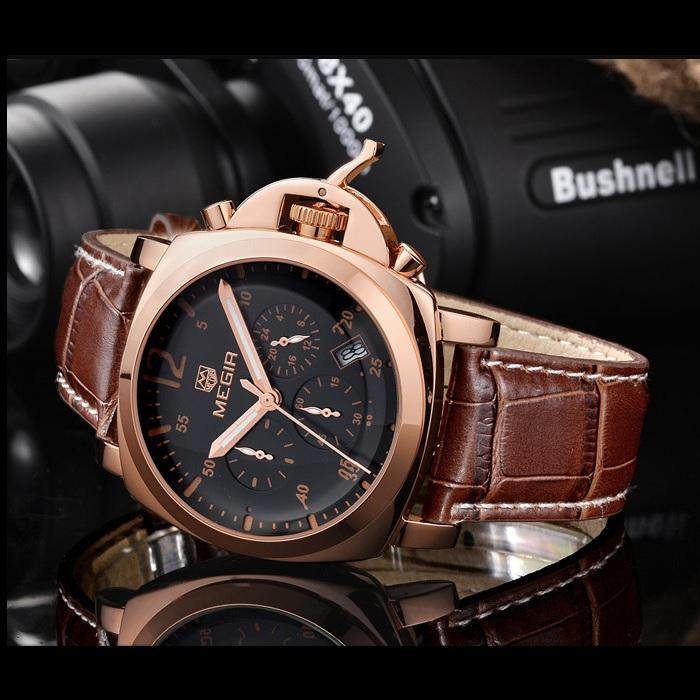 Megir SW3006 Chronograph - Statement Watches