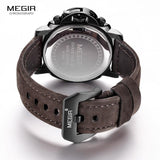 Megir SW3406 Chronograph - Statement Watches