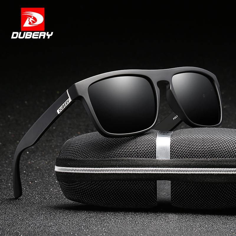 Dubery D731 Polarized Black
