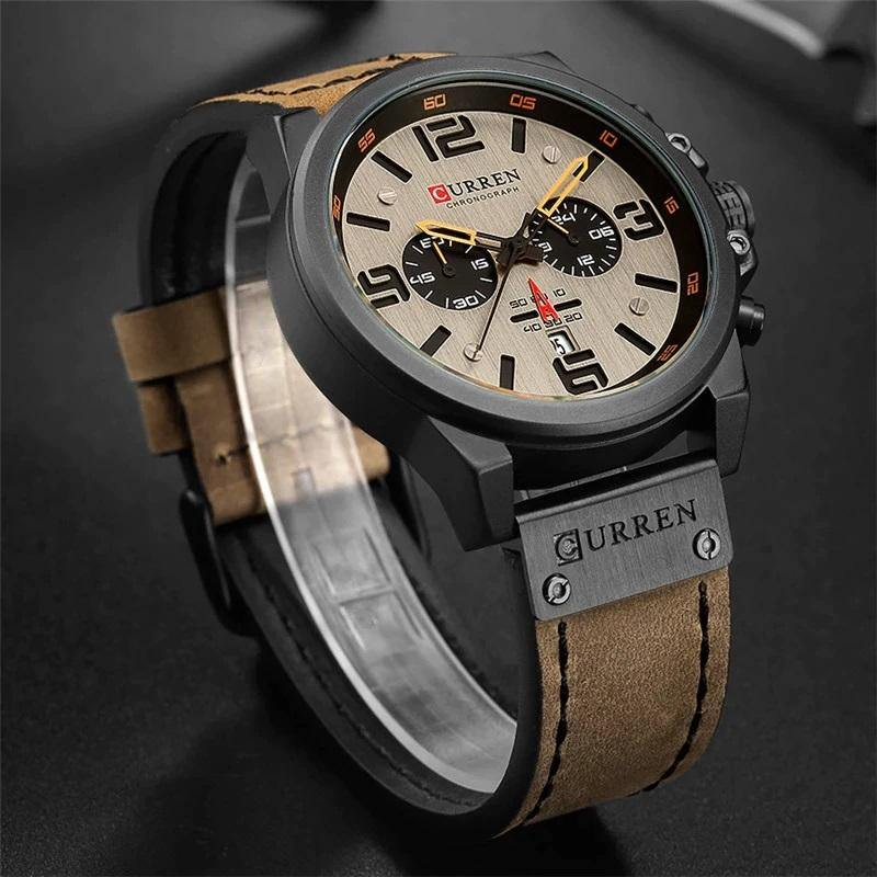 Curren SW8314 Chronograph - Statement Watches