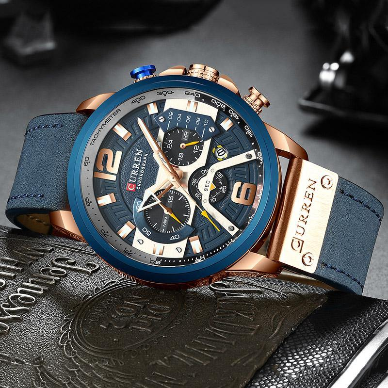 Curren SW8329 Chronograph