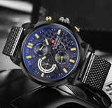 Naviforce SW8609 - Statement Watches