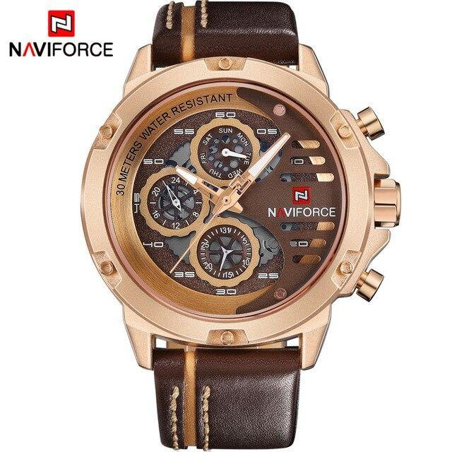 Naviforce SW9110 - Statement Watches
