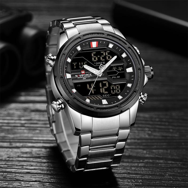 Naviforce SW9138 - Statement Watches