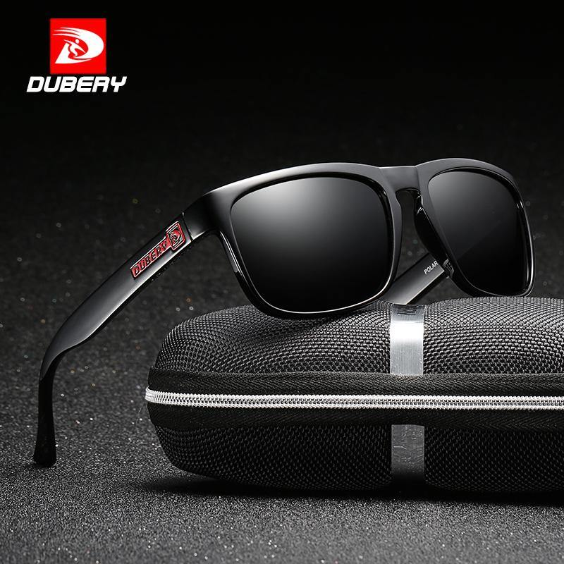 Dubery D730 Polarized Black