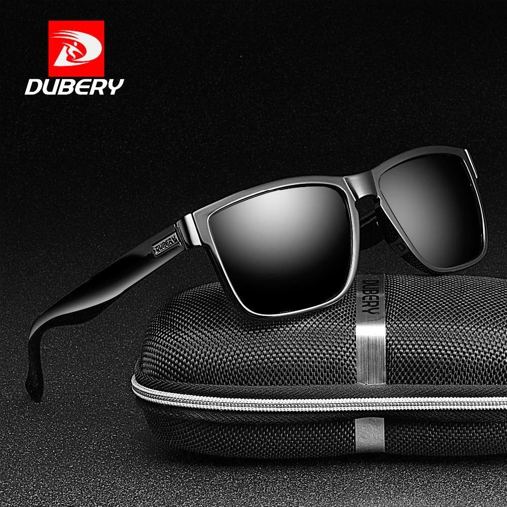 Dubery D518 Polarized All Black