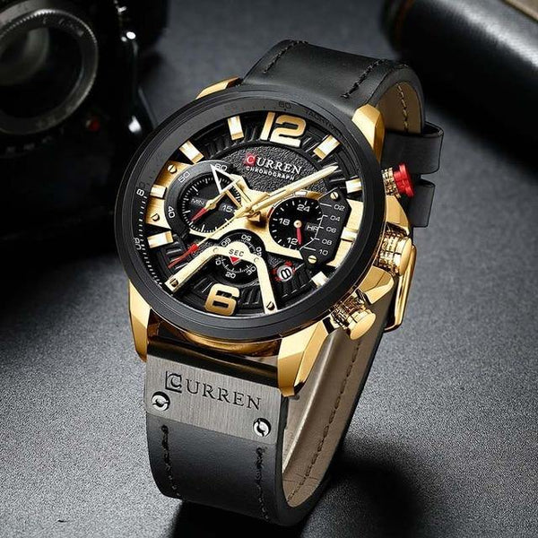 Curren SW8329 Chronograph - Statement Watches