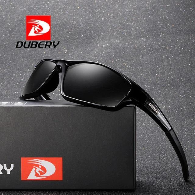 Dubery D620 Polarized Black - Statement Watches