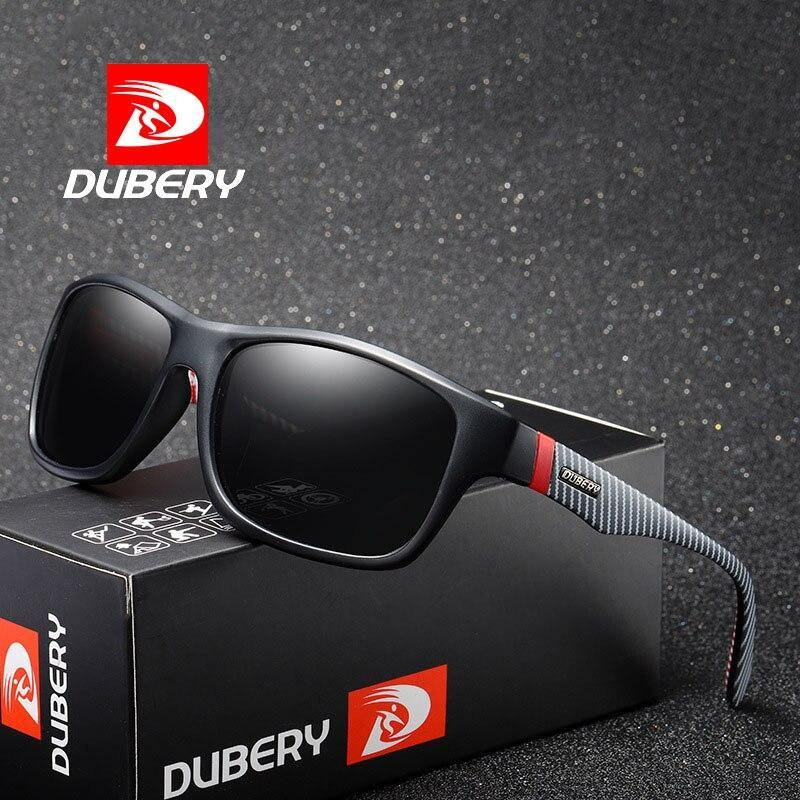 Dubery D732 Polarized Black