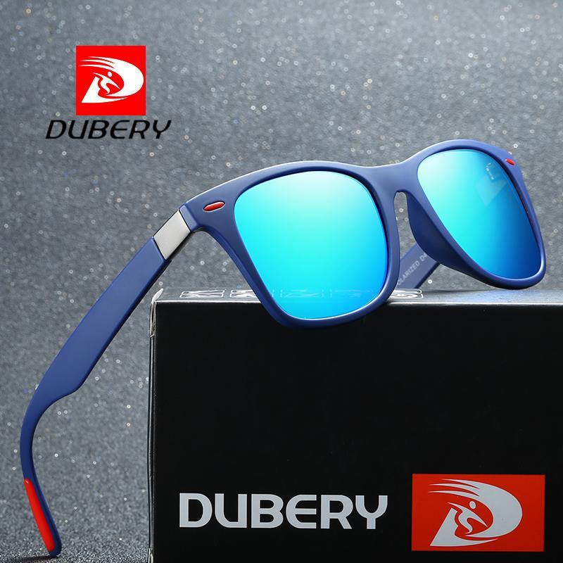 Dubery D4195 Polarized Blue