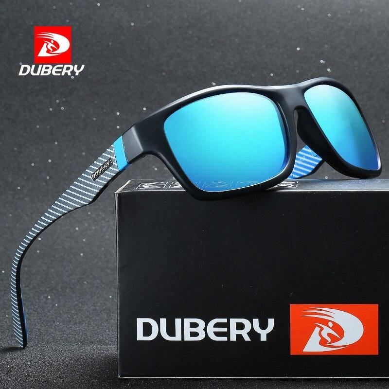 Dubery D732 Polarized Blue