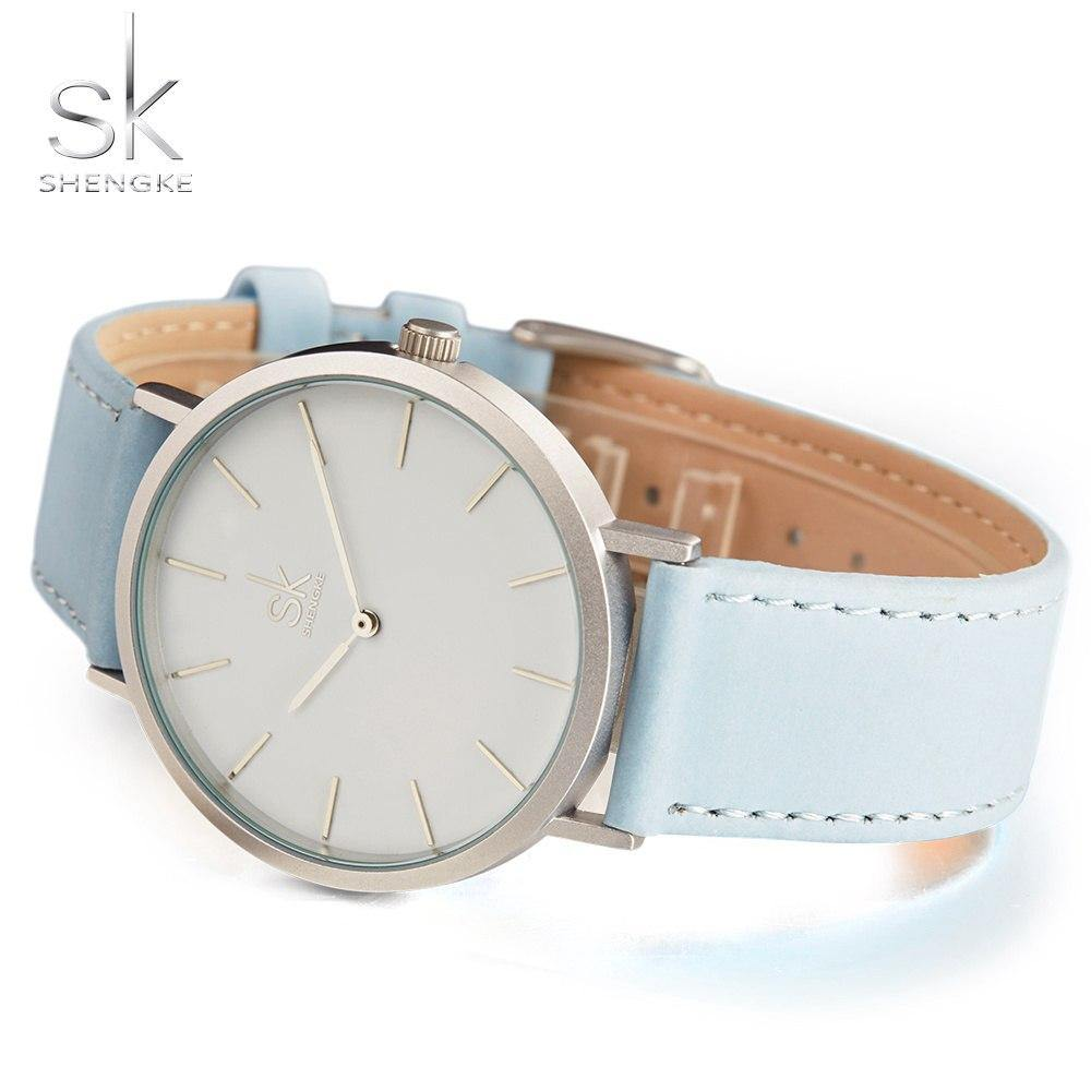 Shengke SW0036 White/Blue
