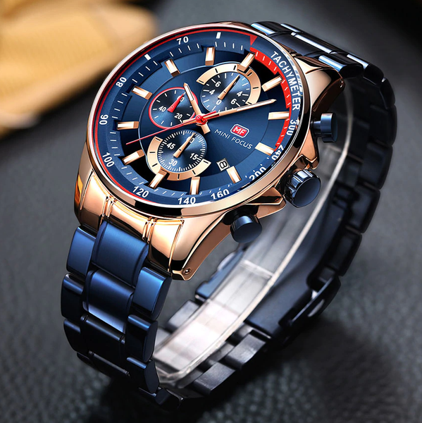 Mini Focus SW0218 Chronograph - Statement Watches