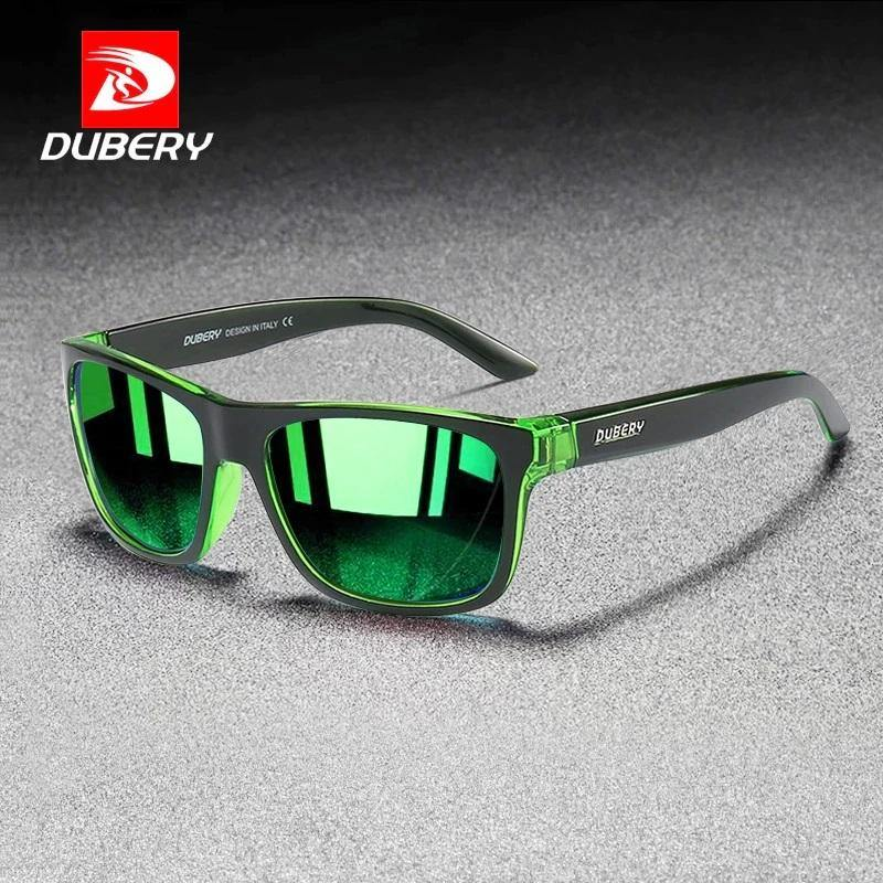 Dubery D182 Polarized Green - Statement Watches