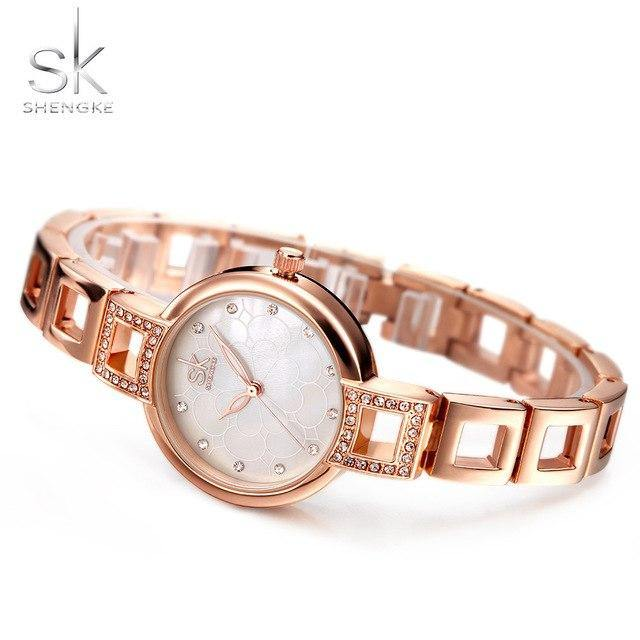 Shengke SW0019 Rose Gold