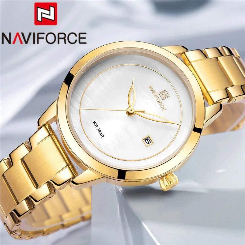 Naviforce SW5008 - Gold