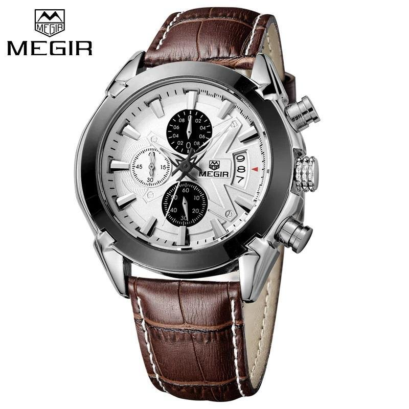 Megir SW2020 Chronograph - Statement Watches