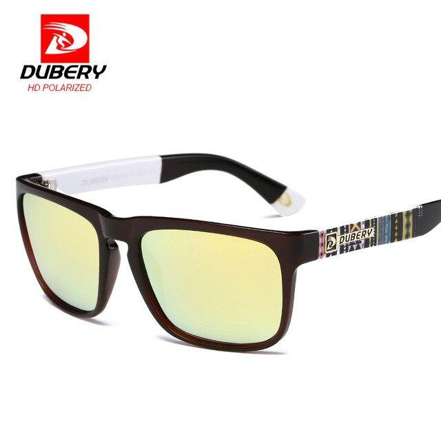 Dubery D730 Polarized Black/Yellow