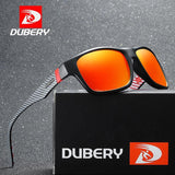 Dubery D732 Polarized Orange