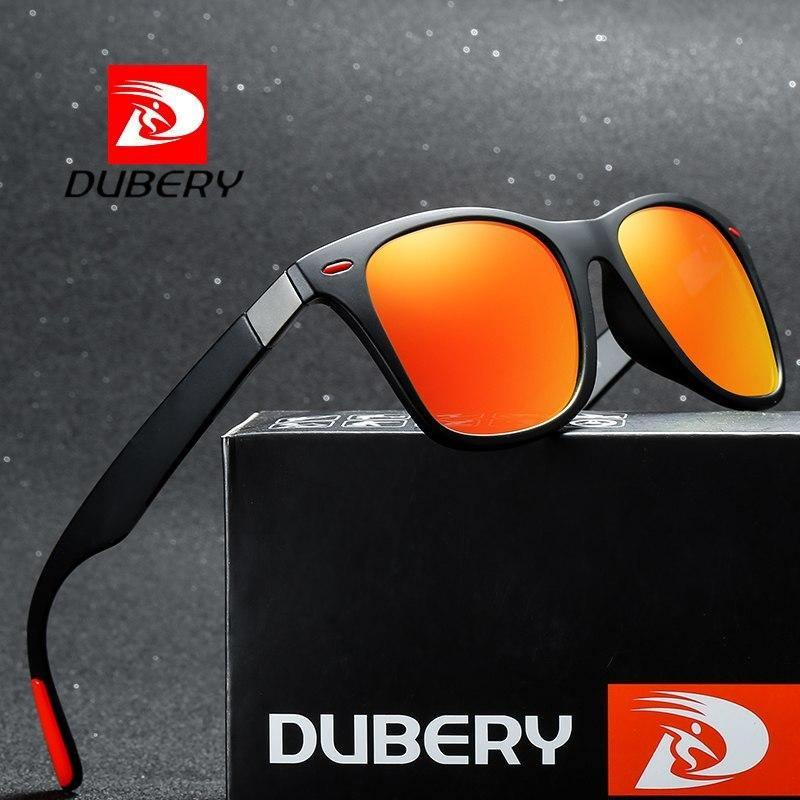 Dubery D4195 Polarized Orange