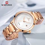 Naviforce SW5008 - Rose Gold - Statement Watches