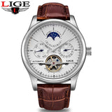 Lige SW6826 Automatic Tourbillion - Statement Watches