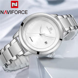 Naviforce SW5008 - Silver