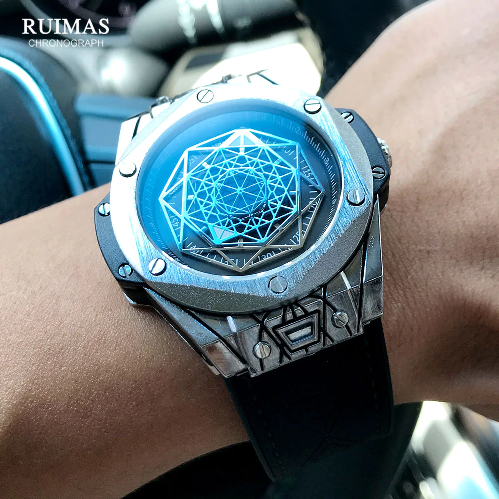 Ruimas SW533 Quartz - Statement Watches