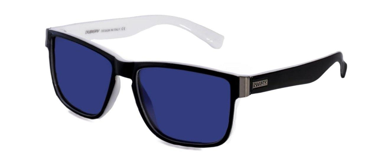 Dubery D518 Polarized Purple White