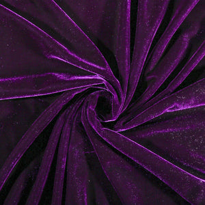 velours violet jupe fabrique en france