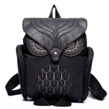 Cute Owl Backpack - My Gothic Addiction