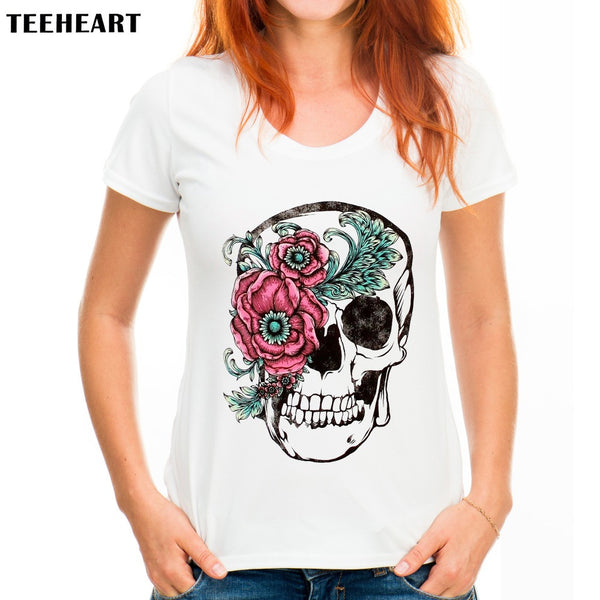 Gothic Skull Punk T Shirt | My Gothic Addiction